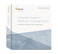 Easy-to-use and well-organized, the Complete Guide to Medicare Coverage Issues makes it easy for facilities and physicians to determine the coverage status of a service under national Medicare guidelines and to improve management of denials.