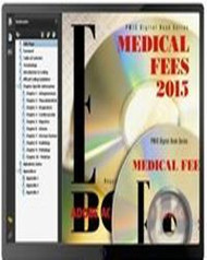 Medical Fees 2015 eBook on CD-Rom (21548)