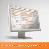 EncoderPro.com for Payersprovides online access to comprehensive code validation software for fast search capability. Designed specifically for payer organizations, users can search for CPT® procedures, HCPCS Level II supplies and services, and both ICD-9-CM diagnosis and procedures codes and ICD-10-CM and PCS based on descriptions on the provider and hospital claim forms. Plus, with EncoderPro.com for Payers, users can correctly identify the services in question for outpatient and inpatient hospital services, invasive procedures, CT, MRI, and PET scans.