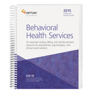 Consolidate the coding process, Optum resource developed exclusively for those who code for Behavioral Health Services