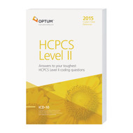 Over 3,000 HCPCS Level II codes and 2,000 lay descriptions
