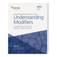 2015 Understanding Modifiers uses actual medical records to outline in detail how to document services and apply the correct modifiers