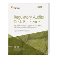 Regulatory Audits Desk Reference. Understand audit threats from regulatory auditors RACs, MACs, MICs.  Hospital over-payment audits. Appeal letter templates. Complete listing and description of all the regulatory agencies.