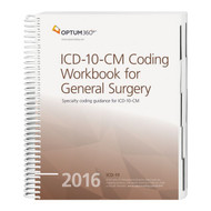 ICD-10-CM Coding Workbook for General Surgery 2016 will assist physician practices to focus on coding issues with ICD-10-CM specificity to their specialty that will affect day-to-day coding proficiency, accuracy and revenue impact.