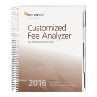Customized Fee Analyzer  - All CPT Codes 2016
