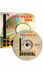 CPT PLUS! 2016 e-BOOK CD