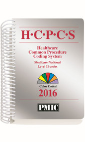 HCPCS 2016 CODERS CHOICE, SPIRAL BOUND