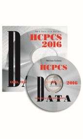 HCPCS 2016 CODES DATA FILES
