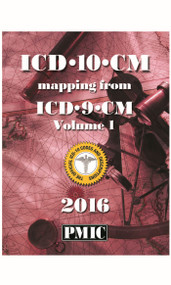 ICD-10-CM 2016 MAPPING BOOK