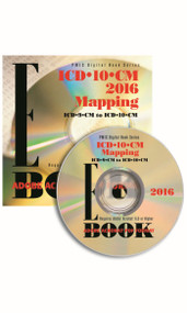 ICD-10-CM 2016 MAPPING e-BOOK CD