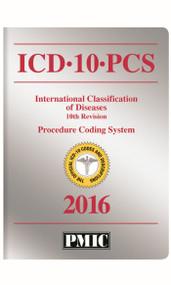 ICD-10-PCS 2016 BOOK