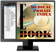 MEDICAL PHRASE INDEX [5E] e-BOOK CD