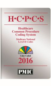 HCPCS 2016 CODERS CHOICE, PERFECT BOUND
