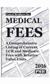 MEDICAL FEES 2016