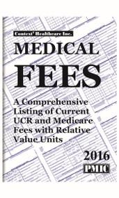 MEDICAL FEES 2016