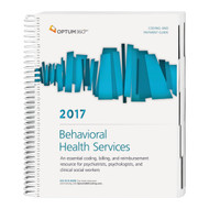 The Coding and Payment Guide for Behavioral Health Services is your one-stop coding, billing, and documentation guide to submitting claims with greater precision and efficiency.