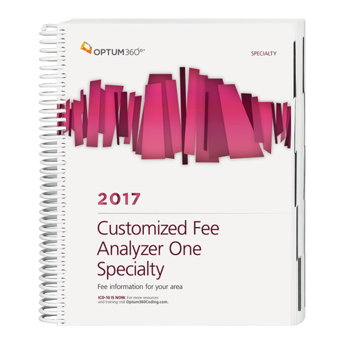 Customized Fee Analyzer provides physicians with percentiles of physician charge data for their geographic area and the CPT® codes most frequently used in their specialty.Under-priced fees can cost a practice thousands of dollars each year. To set the most appropriate fees, you need specific information for your geographic locality, as fees vary widely across the country. Relying on national averages can result in reimbursement that is too low or billed charges that are too high.