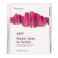 Relative Values for Dentists is a relative value system established by national surveys of physicians and dentists conducted by Relative Value Studies, Inc. With this tool you can establish, defend, and negotiate fees for dental procedures billed with CDT or CPT codes.