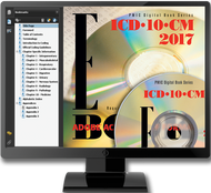 ICD-10-CM 2017 eBook on CD-ROM
