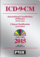 ICD-9-CM 2015 HOSPITAL EDITION SPIRAL, VOLS 1, 2, 3