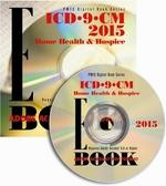 ICD9 2015 HOME HEALTH AND HOSPICE EBOOK (on CD-Rom)
