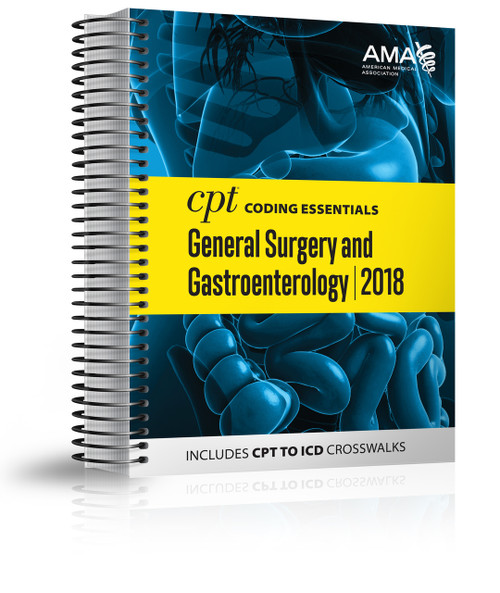 Optimized for medical necessity and reimbursement understanding, this all-in-one resource focuses on the most important CPT and HCPCS codes for general surgery and gastroenterology, plus medicine and ancillary services codes chosen by experts who have taken into consideration utilization, denial risk and complexity