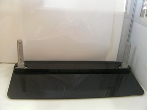 how to remove panasonic tv stand