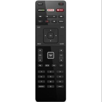 Vizio XRT122 Remote 00111203140 (Batteries Not Included)
