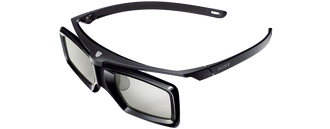 SONY ACTIVE 3D GLASSES 2-PACK 1-458-798-11