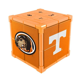 Wiseways Kube Bluetooth Collegiate Speaker for University of Tennessee Volunteers