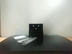 SANYO DP19241 TV STAND / BASE 1K0230SH  (SCREWS INCLUDED) LIKE NEW!