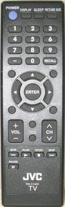 JVC LT-46AM73 REMOTE CONTROL PART# RM-C1230
