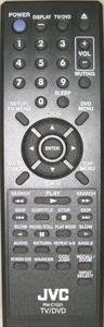 JVC LT-32DM22 REMOTE CONTROL PART# RM-C1221