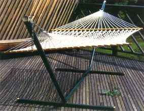 Single size Appalachian Rope Hammock