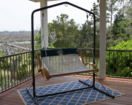 Our Original Steel Swing Stand is a gold-medal winner in looks, stability and ease of assembly.