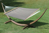 All Weather Resin Wicker 15' Hammock Stand