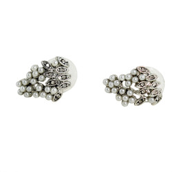 Bunches of Pearly Grapes Earrings