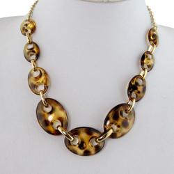 Bold Tortoise Necklace