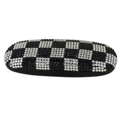 Sparkling Eyeglass Case Checkers