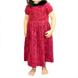 Gymboree Pretty Little Lady Party Dress L (5yrs)