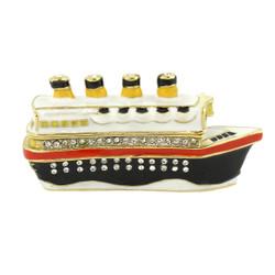 Titanic Trinket Box