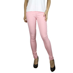 Colored Jeggings Pink