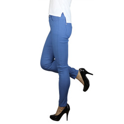 Colored Jeggings Blue