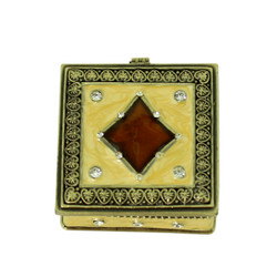 Ace of Diamonds Trinket Box