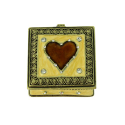 Ace of Hearts Trinket Box