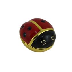 Red Ladybug Trinket Box
