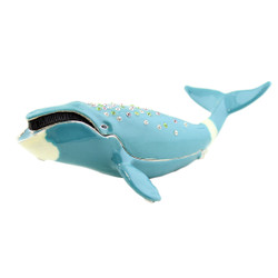 Sperm Whale Trinket Box