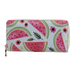 Vintage Watermelon Wallet Phone holder