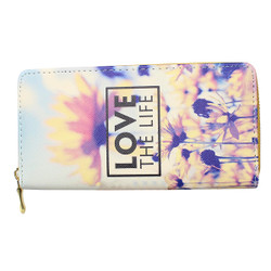 Love the Life Wallet Phone Holder