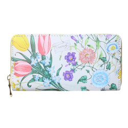Floral Wallet Phone Holder